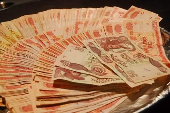 Más de medio millón de bolivianos
