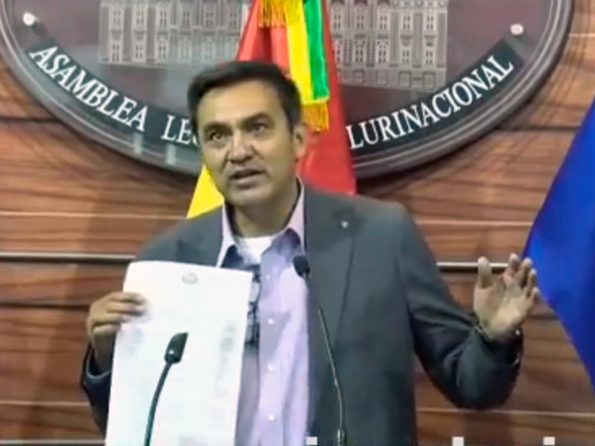 Ministerio de Obras Públicas encubre a empresas chinas en Bolivia