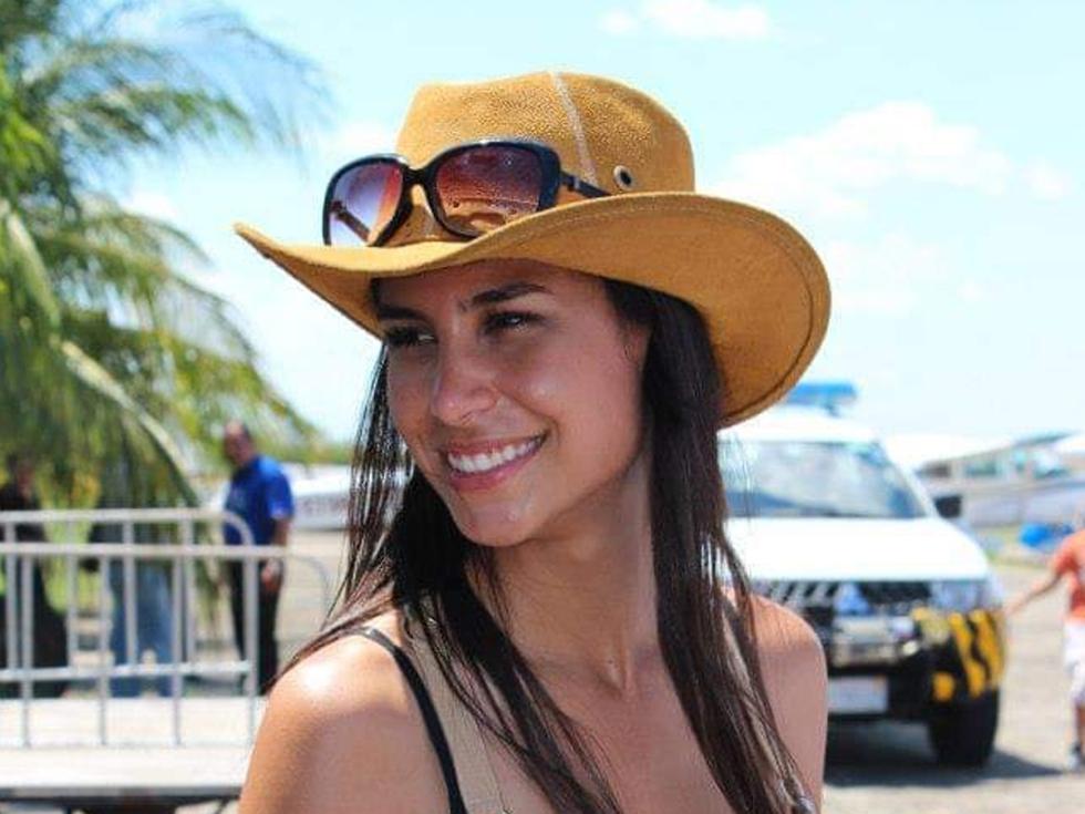 Miss Universo de Bolivia 2006 Jéssica Jordan embarazada